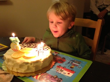 Another cake, but still only 3